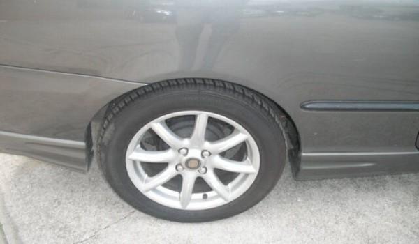 2000 Hyundai Accent LC GL Grey 5 Speed Manual Hatchback