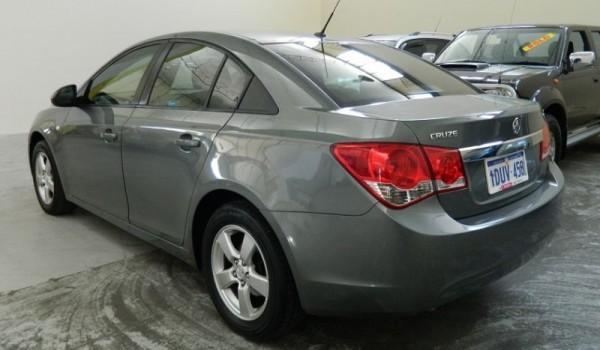 '10 Holden Cruze CD Auto Sedan with NO DEPOSIT FINANCE!*