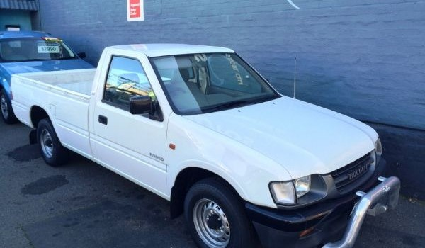 2000 Holden Rodeo DX Utility