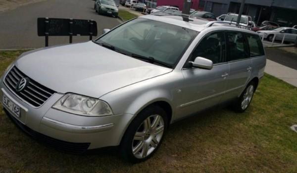 2003 Volkswagen Passat Sedan