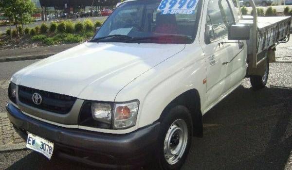 2004 Toyota Hilux Ute
