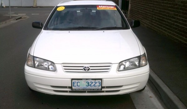 1999 TOYOTA CAMRY TOURING SERIES
