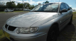 2001 Holden Commodore VX II Executive Silver 4 Speed Automatic Sedan