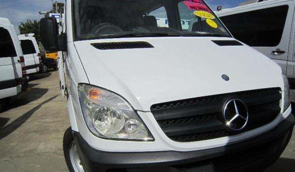 2008 Mercedes-Benz Sprinter 315 CDI Auto