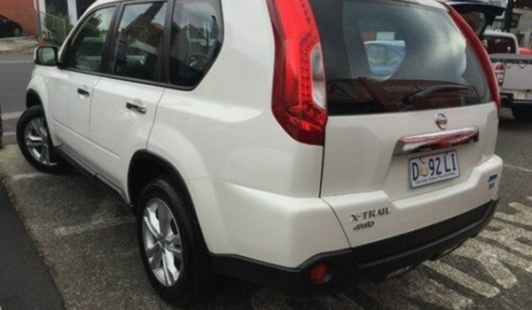 2013 Nissan X-Trail Snow Storm Constant Variable Wagon