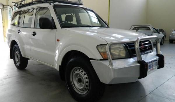 '02 Mitsubishi GLX Pajero Turbo Diesel Wgn w NO DEPOSIT FINANCE!*
