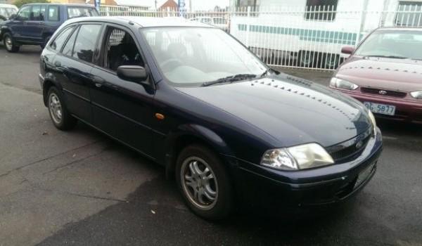 1999 Ford Laser LXi Hatchback