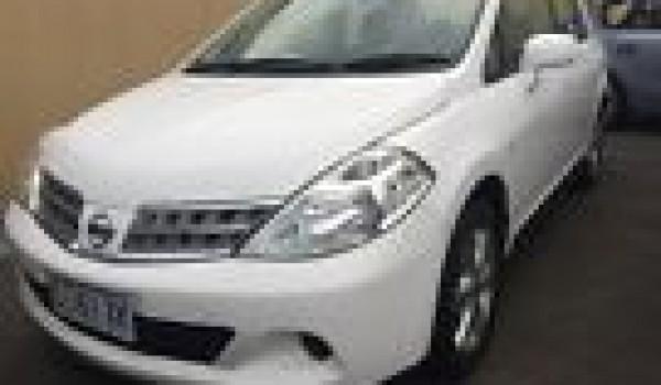 2012 Nissan Tiida C11 S4 ST Polar White 6 Speed Manual Sedan