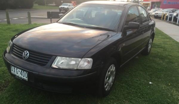 1998 Volkswagen Passat Sedan