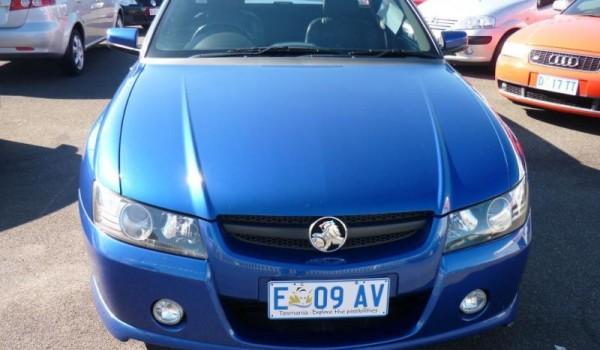 2005 SS 5.7l V8 Holden Commodore Ute