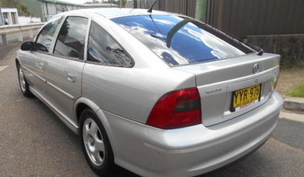 1999 Holden Vectra Hatchback