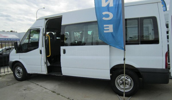 2008 Ford Transit 12 Seater commuter Bus