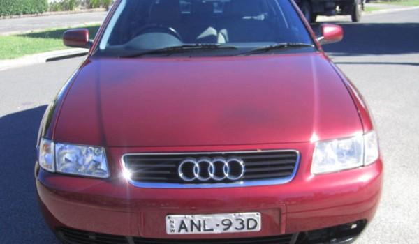 2001 Audi A3 Hatchback Automatic 1.8L 10 MONTHS REGO