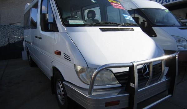 2002 Mercedes-Benz Sprinter 316cdi Perfect for camper conversion