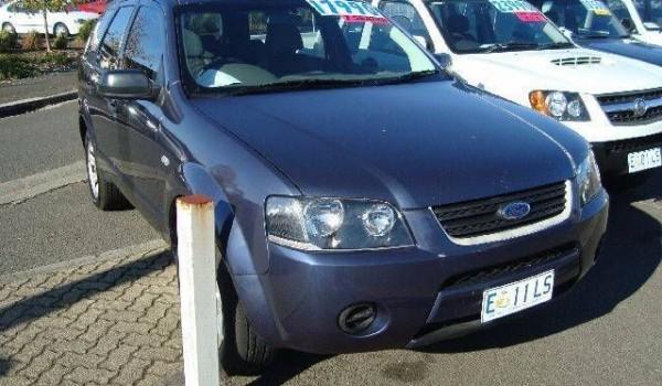 2009 Ford Territory Wagon