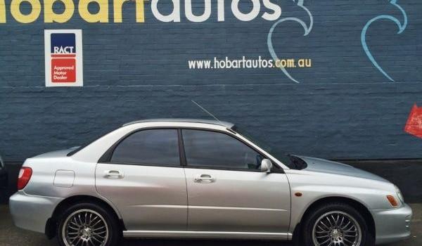 2000 Subaru Impreza GX 4WD Sedan