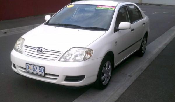 2006 TOYOTA COROLLA AUTO