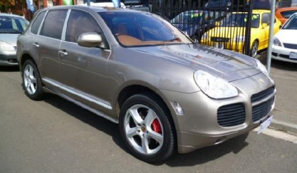 2005 Porsche Cayenne Turbo 4WD Wagon