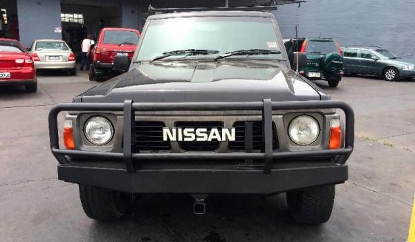 1992 Nissan Patrol