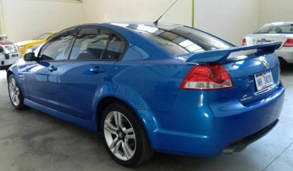 '08 SV6 Commodore Sdn with NO DEPOSIT FINANCE!*