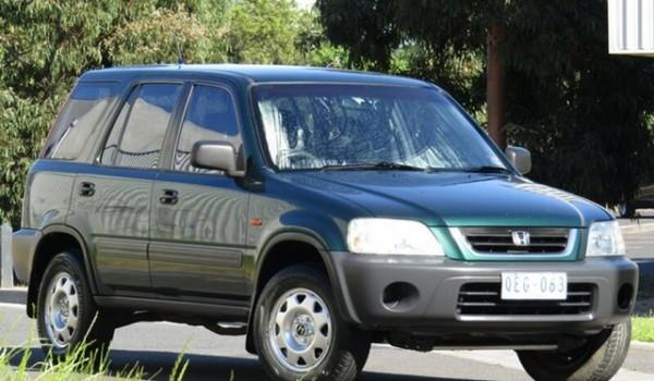 2000 HONDA CR-V 4WD WAGON