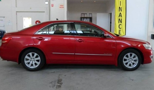 '06 Toyota Aurion Prodigy Lux Sdn with NO DEPOSIT FINANCE!*