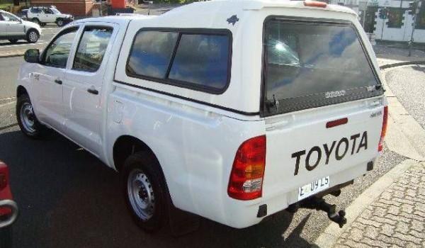 2007 Toyota Hilux Ute
