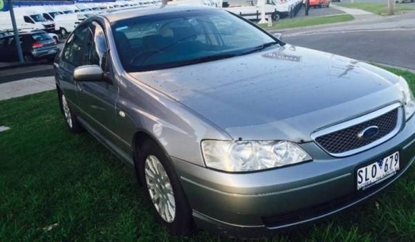 2003 Ford Fairmont Sedan