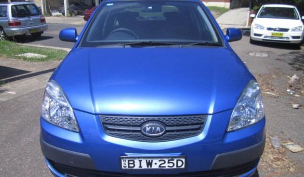 2009 Kia Rio Hatchback Automatic 98000 km
