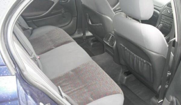 2001 Holden Commodore VX Executive Blue 4 Speed Automatic Sedan