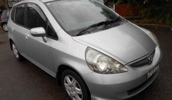 2006 Honda Jazz Hatchback