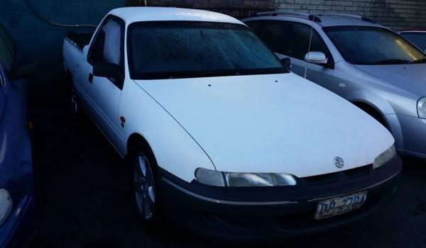 1997 Holden commodore utility