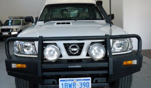 '04 Nissan Patrol TRADE-MATE 4.2 T/D with NO DEPOSIT FINANCE!*