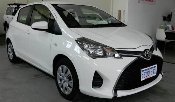 '14 Toyota Yaris Ascent Demo Hatch with NO DEPOSIT FINANCE!*