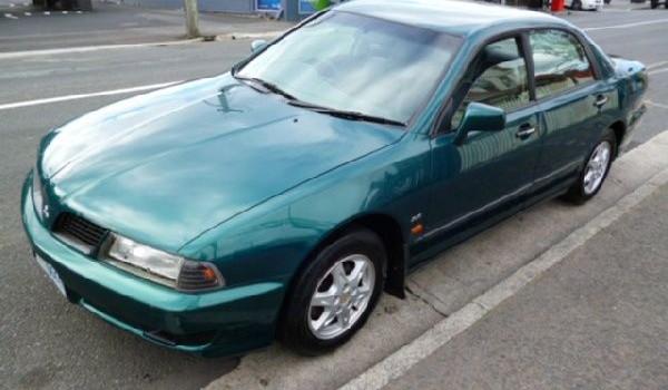 2003 Mitsubishi Magna Series 2 Advance Sedan