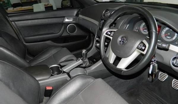 '11 Holden SSV 6Spd Manual Ute with NO DEPOSIT FINANCE!*