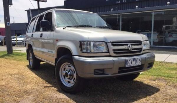 2001 Holden Jackaroo Wagon
