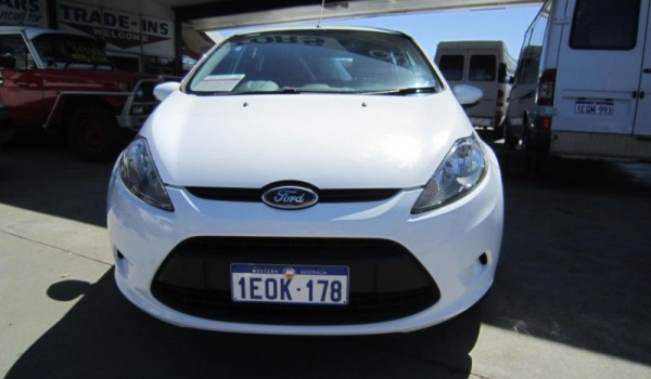 2010 Ford Fiesta Hatchback