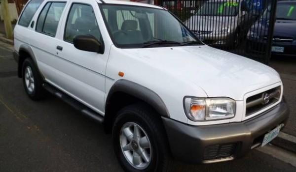 1999 Nissan Pathfinder Wagon