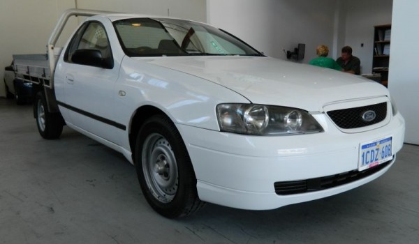 '03 Ford Falcon Auto Tray Top with NO DEPOSIT FINANCE!*