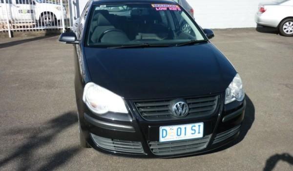 2005 Volkswagen Polo Hatchback