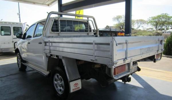 2011 Toyota Hilux DUAL CAB 4X4