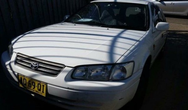 2001 Toyota Camry MCV20R (ii) Conquest White 4 Speed Automatic Wagon