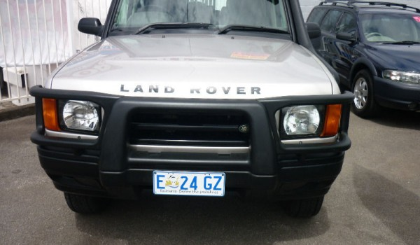1998 Land Rover Discovery 3 Wagon