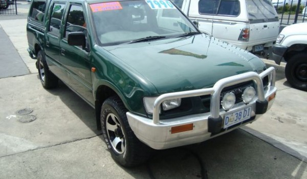 1999 Holden Rodeo