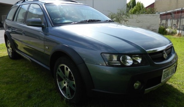 '06 Holden Adventra LX6 Luxury Wgn with INSTANT FINANCE!*