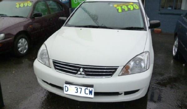2008 Mitsubishi Lancer ES Wagon (MY2007)