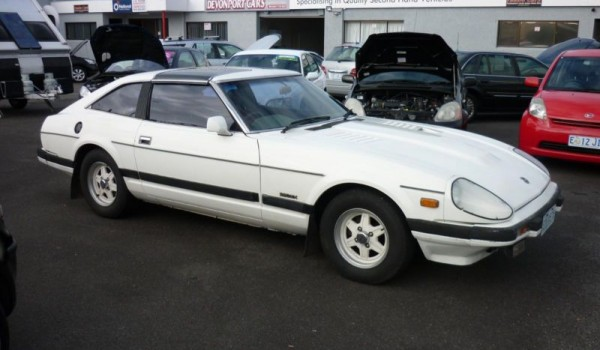 1982 Nissan 280 Coupe