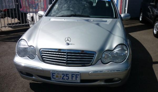 2001 Mercedes-Benz C180 Sedan