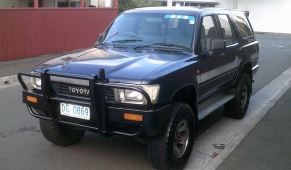 1991 TOYOTA 4RUNNER 4X4
